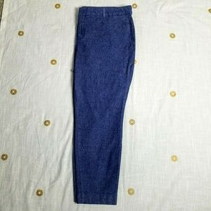 0abffec8c3a0d Old Navy Pants - Plus Size Old Navy Pixie Mid-Rise Linen Blend Pant